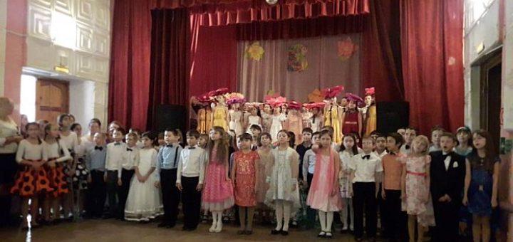 Праздничный концерт «Для милой мамочки» в Семигорье