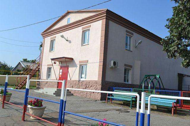 Дом культуры с. Кирилловка