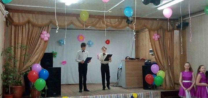 «С любовью к женщине!» – праздник в «Клубе села Владимировка»