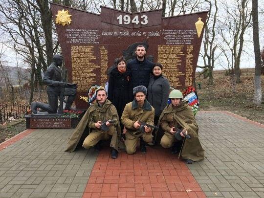 Мероприятия в рамках месячника оборонно-массовой и военно-патриотической работы «Овеяна славой родная Кубань»