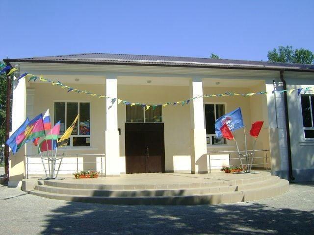 Дом культуры станицы Раевская