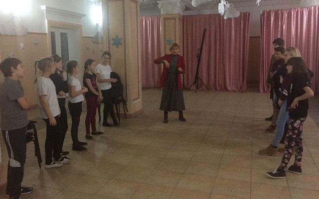 Отчет о мероприятиях в марте в Доме Культуры п. Верхнебаканский