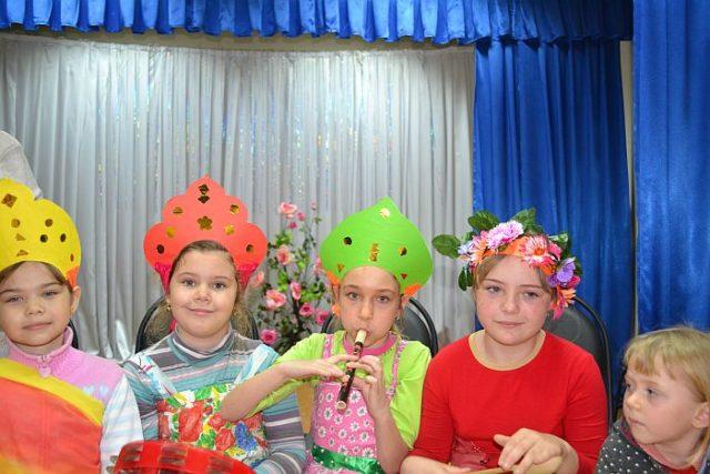 Отчет мероприятий за март, Филиал № 5 «Клуб п. Горный»