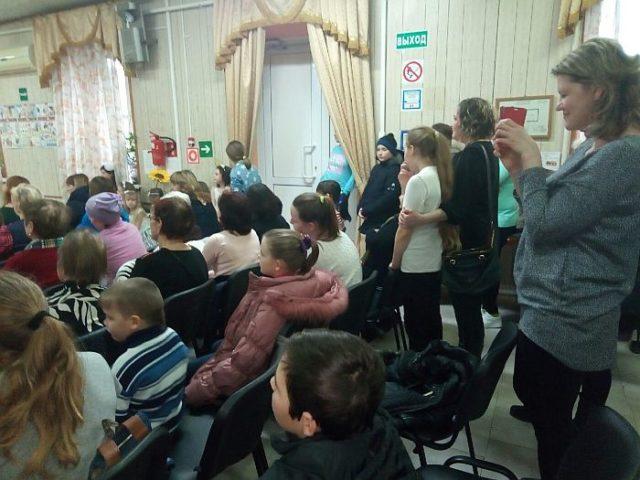 «Крым и Россия – мы вместе» в «Клубе села Владимировка»