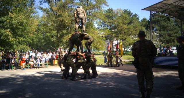 Верхнебаканский празднует 75 годовщину разгрома немецко-фашистских войск