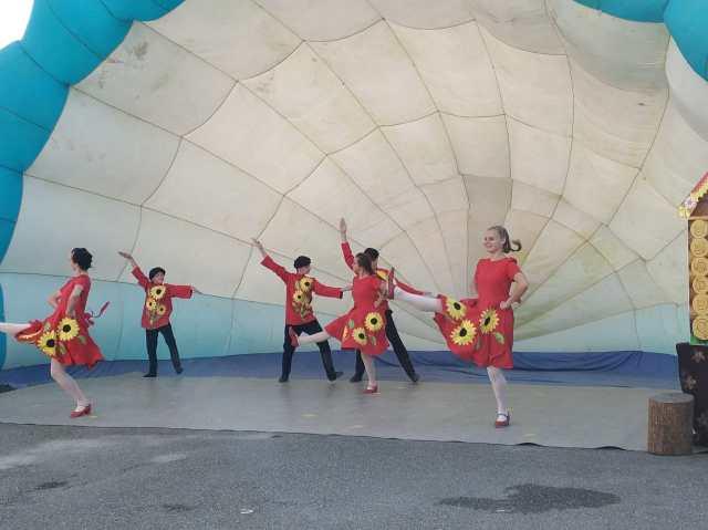 Russkij tanecz