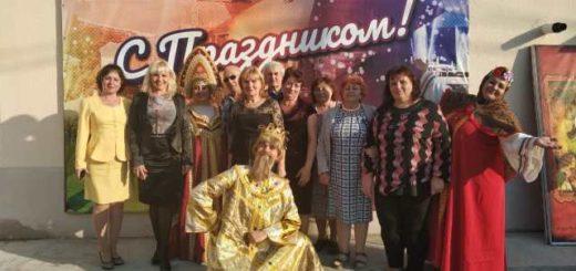 Клубу х. Горный - 65 лет