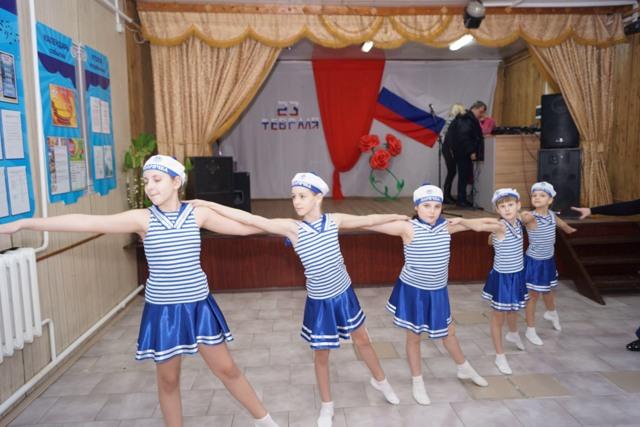 Клуб села Владимировка