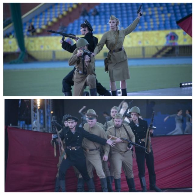 Команда из Новороссийска привезла победу